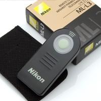 Wireless Remote Control Nikon ML-L3 for D50, D70, D600, D5100, D7000