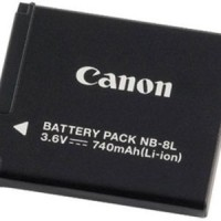 Battery Canon NB-8L (Canon Powershot A2200, A3000, A3100)