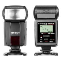 FLASH YONGNUO YN468 II TTL FOR CANON
