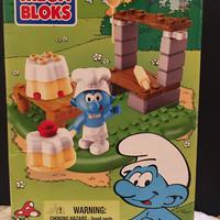 Baker Smuf Mega blocks smurf