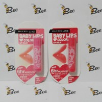 Baby Lips Maybelline Color & Shine - Lip Balm Ice Babylips Babylip