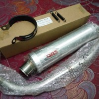 harga Knalpot dbs thailand suzuki satria fu 150cc Tokopedia.com