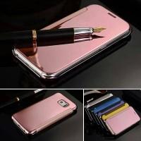 Flip Mirror case Samsung Galaxy S6 Edge