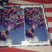 Stiker HP / custom garskin samsung galaxy V