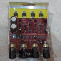 harga Kit Power Amplifier Stereo Actice Speker/spaker Dms - 1000 Tokopedia.com