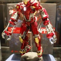 hot toys iron man red snapper