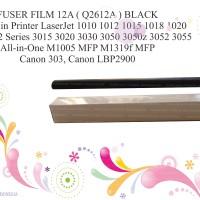 harga FUSER FILM 12A BLACK For use in Printer LaserJet 1010 1012 1015 1018 Tokopedia.com