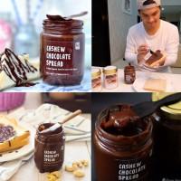 Jual selai cokelat kacang mede|balipasta/selai olesan roti Murah