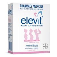 Vitamin Elevit with Iodine Ibu Hamil (KS-0414)