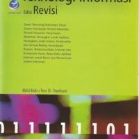 Pengantar Teknologi Informasi (Edisi Revisi)-by Abdul Kadir dan Terra