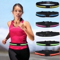 harga Tas Pinggang Double Sport Belt Running Jogging Golf Sepeda Fitness Tokopedia.com
