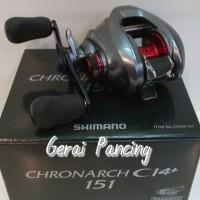 Shimano Chronarch C14+ 151