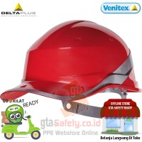 Safety Helmet VENITEX DELTAPLUS / Helm Proyek / Helm Kerja / ORIGINAL