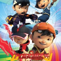 Puzzle Medium - Boboiboy 4 by Animonsta Studio Sdn. Bhd
