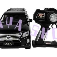 Jual Mobil Remote Control (R/C) Lexus LX570 1:16 (black) Baru   Remo