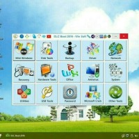 DLCD 2016 v3.2 Bootable Flashdisk / Tools sakti teknisi komputer