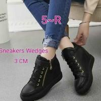 Sepatu wanita SG740 black