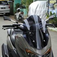 Jual Windshield Yamaha Nmx Thailand Sporty 45cm Fullset Murah