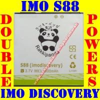 Baterai IMO S88 Discovery Rakki Panda Battery Batrai Batere Batre
