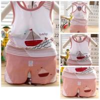 baju kaos setelan anak laki laki/perempuan/bayi/balita. s137