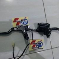Paketan Master Rem Kanan + Handle Kopling Set Racingboy Universal