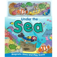 Under the Sea Magnetic Story and Play Scene Book