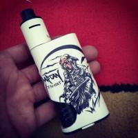 vaporizer-vaping-rokok elektrik-kangertech dripbox-paket siap ngebul