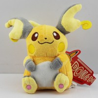 Pokemon Raichu Pokemon Center [POKe-DOLL]