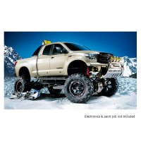 RC Mobil Remote Tamiya 1/10 Scale Toyota Tundra Highlift 4x4-3SPD Kit