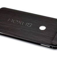3M LG Nexus 5X Black Wood Oak Wood Skin