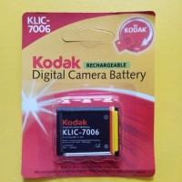 BATERAI KODAK KLIC-7006 FOR CHARGER KLIC-7006