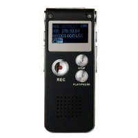 Perekam Suara GB USB Flash Digital Voice Recorder Dengan Fungsi MP3.