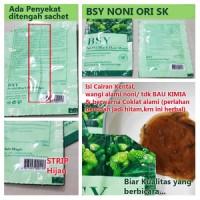 Jual Wholesale Pewarna Rambut BSY Noni Shampoo Penyubur/Penghitam Murah