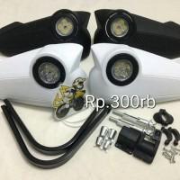 Handguard+ led vision acerbis
