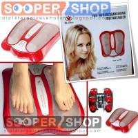Alat Pijat Kaki Blue Idea Far Infrared Kneading Foot Massager 105