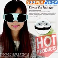 Kacamata Kesehatan Alat Pijat Mata - Vibrating Eye Massager Stress Bus