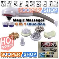 Magic Massager 8 In 1 Blueidea MURAH
