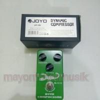 Efek Gitar Elektrik Joyo Dynamic Compressor JF-10