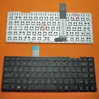 Keyboard Asus x401u x401a x401 series - Hitam