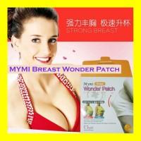 MYMI Breast Wonder Patch Koyo Gel Masker Payudara, Pembesar Pengencang