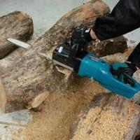 harga Makita UC3030A Chainsaw Machine Mesin Gergaji Potong Kayu Pohon Tokopedia.com