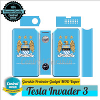 Garskin Mod vapor Tesla Invader III - city