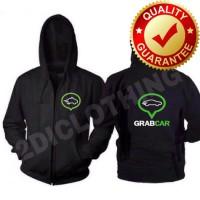 Jaket Grabcar / Jaket Grab Aplikasi Online / Jaket Aplikasi Gr M.K