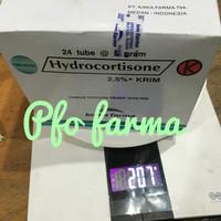 hydrocortisone krim