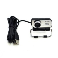 M-Tech Web Cam Wb 100 Webcam Clip Usb 2.0 5 Mp Built In Microphone