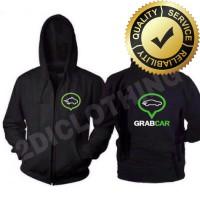 Jaket Grabcar / Jaket Grab Aplikasi Online / Jaket Aplikasi LarisJaya