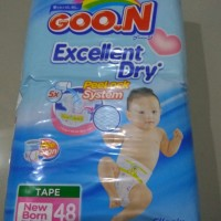 Goon Tape Excellent Dry New Born NB 48