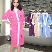 Jual [PROMO] -Kimono handuk jumbo Murah