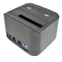 Kimax Docking Harddisk Wifi HHD 2.5 3.5 SATA III Card R Murah
