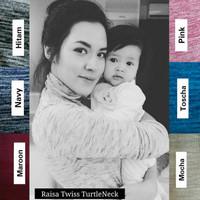 Jual Raisa Twist Turtleneck / Raisa Turtle neck Murah